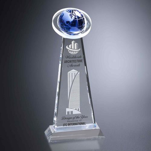 Crystal Orbiter Globe Award