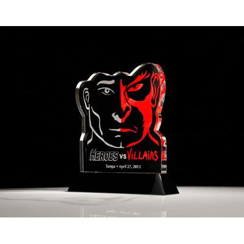 Scion Heroes vs Villains Award
