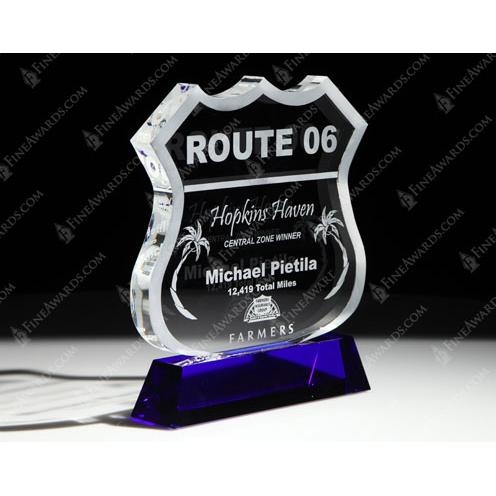 Farmers Ins. Route 06 Award