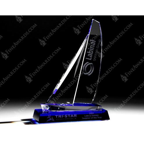 Labinal Custom Crystal Yacht