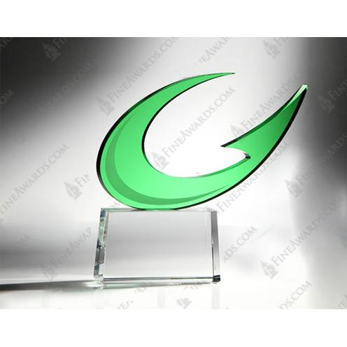 Custom Gateway Pro Tour Golf Award