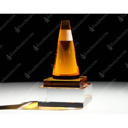 Crystal Safety Cone Awards