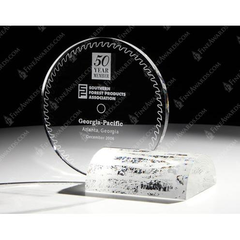 SPFA Crystal Sawblade Award