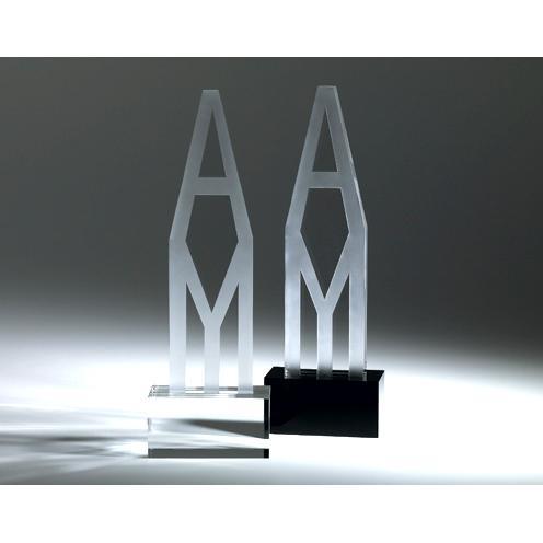 AMY Awards Custom Made of Crystal