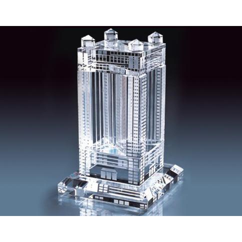 Custom Crystal Buildings