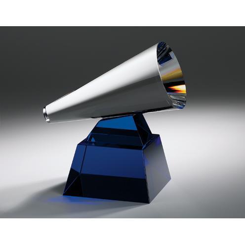 Crystal Megaphone Award