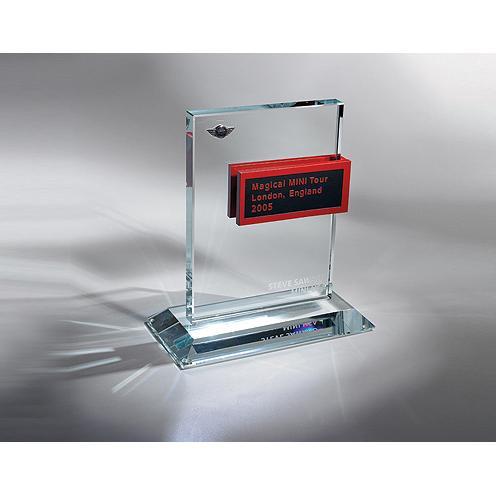 MINI Auto Dealership Crystal Awards