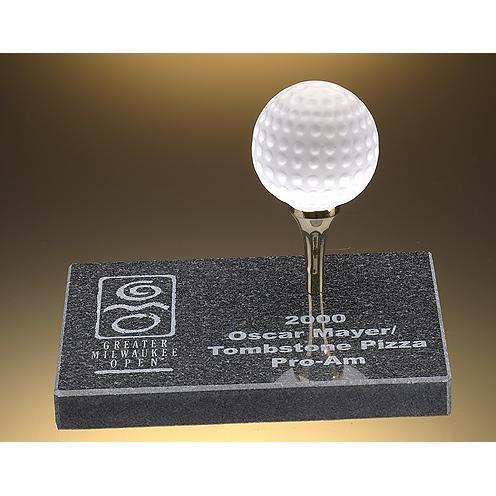 Greater Milwaukee Open Pro-Am Golf Award