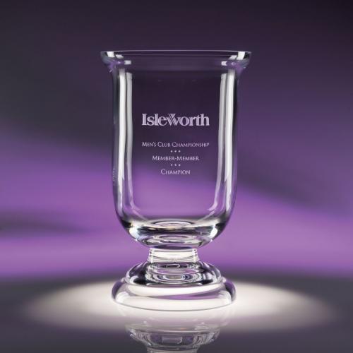 Narrative Optical Crystal Cup