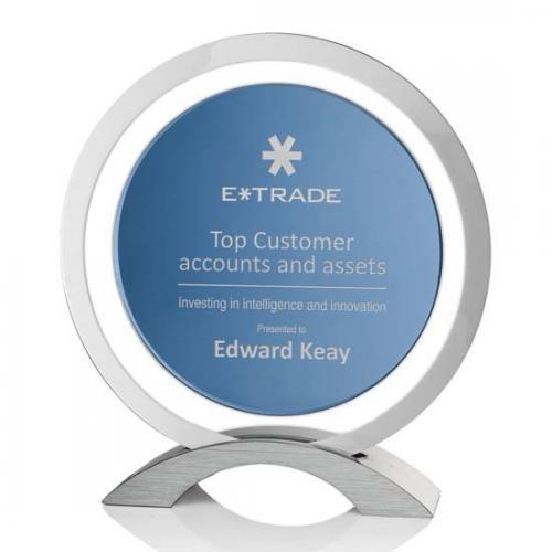 Excaliber Award - Blue