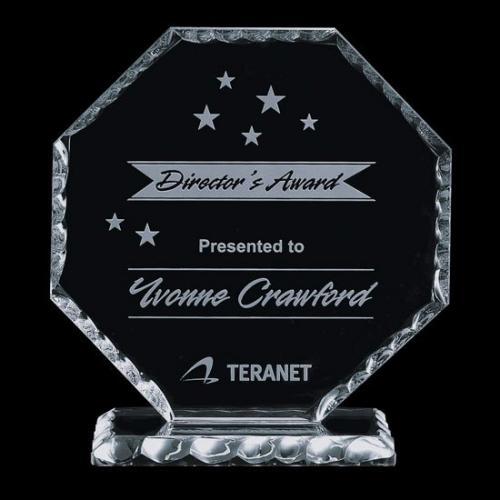 Stockton Marble Rectangle Award