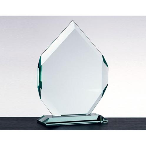 Jade Glass Crown Jewel Award