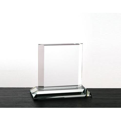 Clear Glass Athens Award