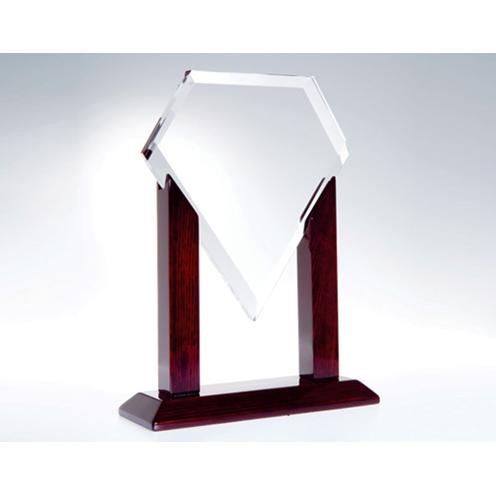 Heroic Diamond Crystal Award