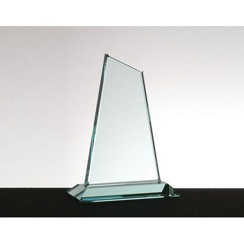 Green Jade Glass Glacier Award
