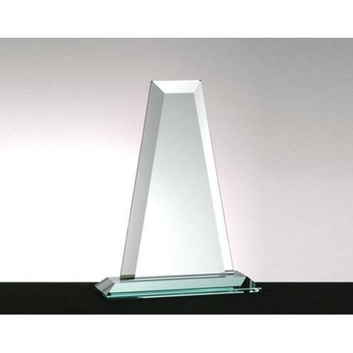Clear Jade Glass Tower Award