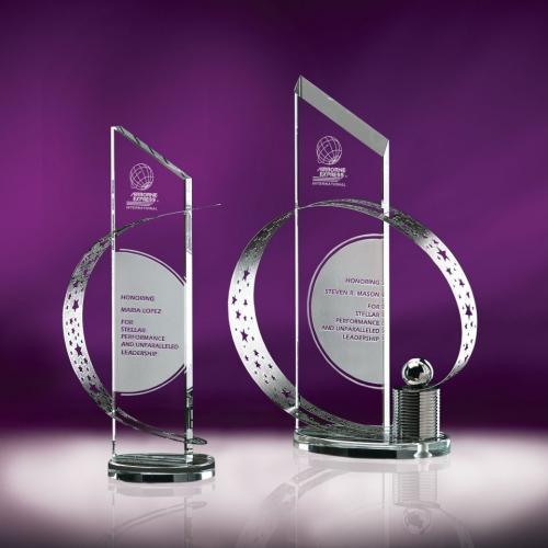 Celestial Optical Crystal Award