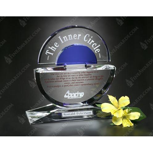 Concentric Crystal Award