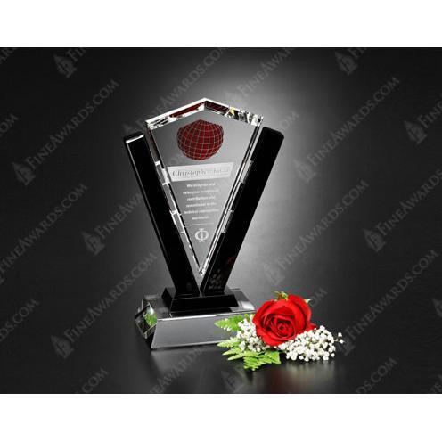 Conquest Crystal Award