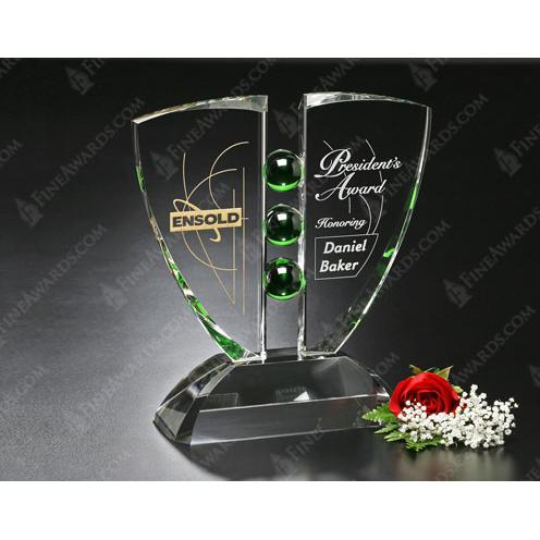 Pinion Crystal Award