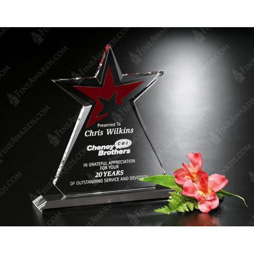 Guardian Optical Crystal Star Award