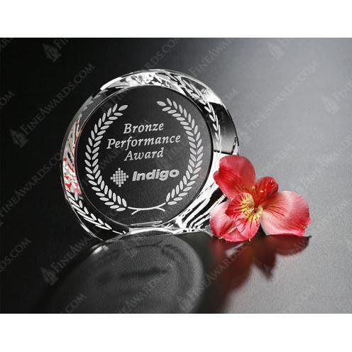 Clear Glass Achiever Award