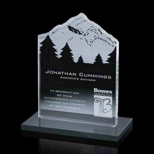 Blackwood Jade Mountain Top Award