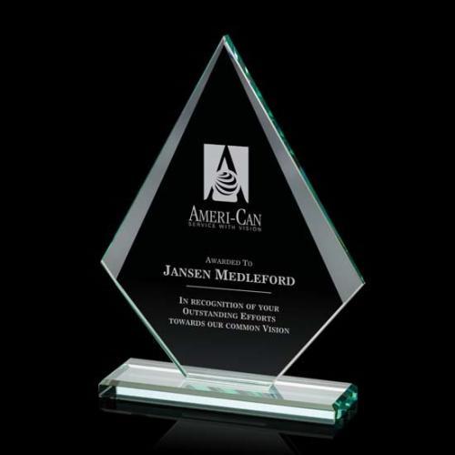 Rideau Jade Glass Diamond Award