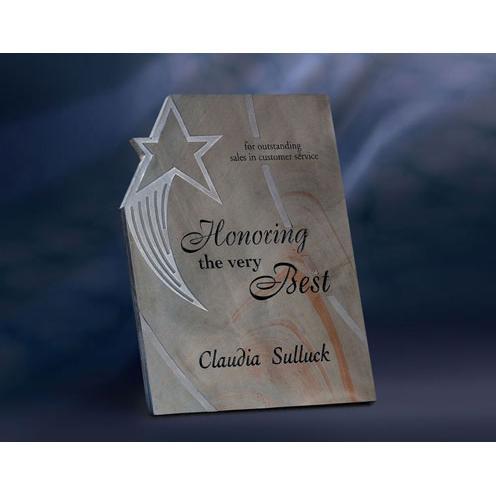 Slate Star Plaque Award