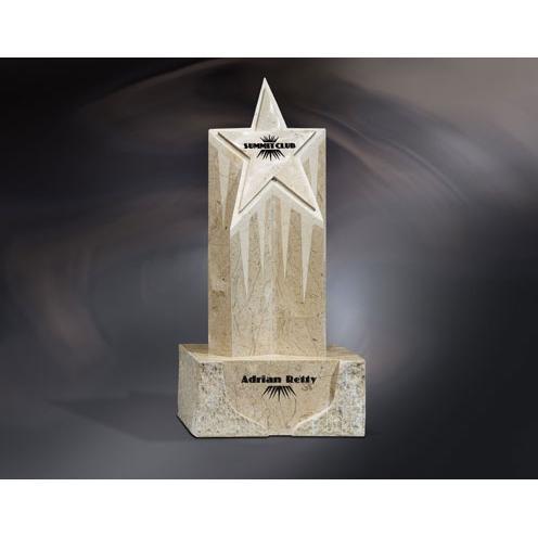 Superstar Stone Star Tower Award