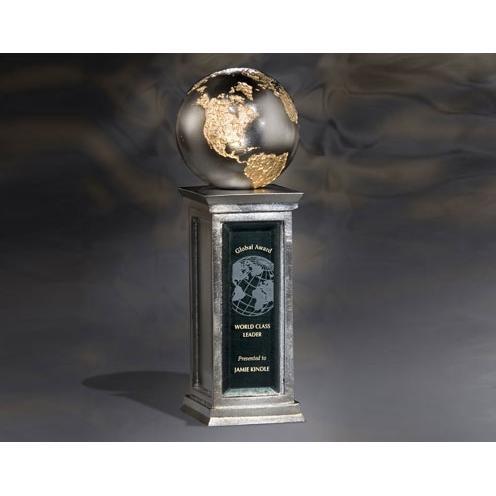 Horizons Silver & Gold Globe Tower Award