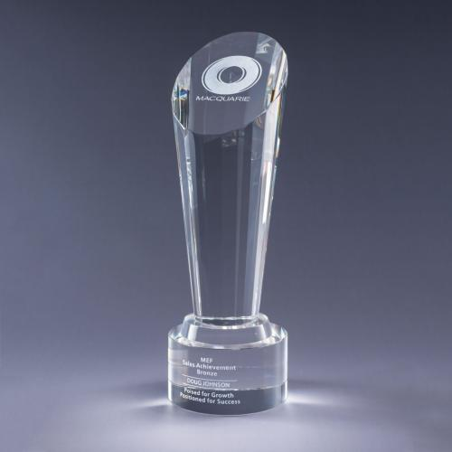 Clear Optical Crystal Focus Award