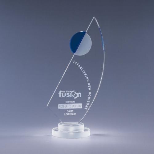 La Mariner Optical Crystal Sailing Award