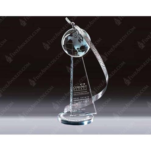 Crystal Above & Beyond Award