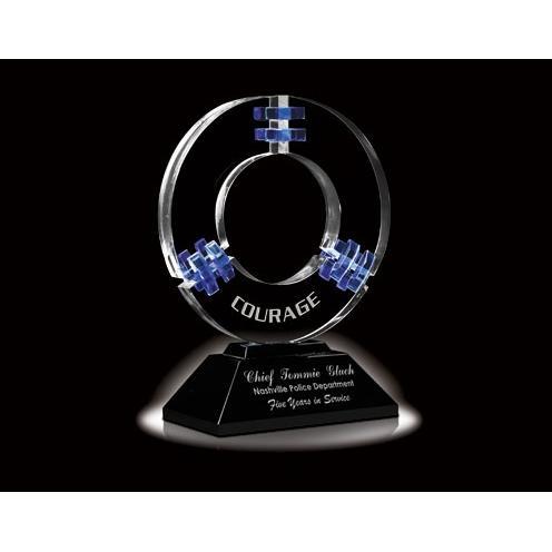 Galaxy Quest Optical Crystal Circle Award