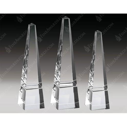 Crystal Groove Obelisk Award