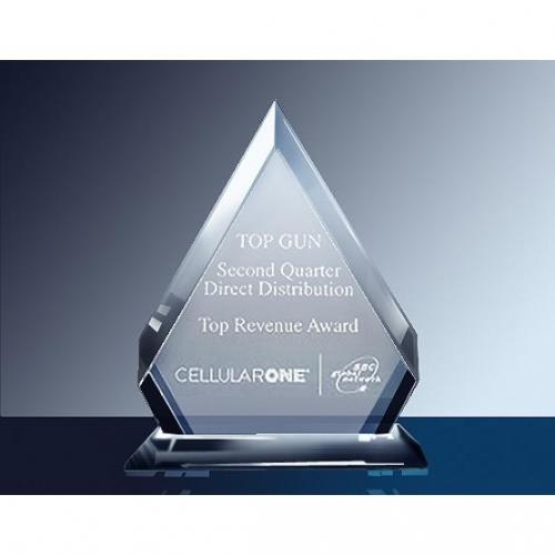 Regal Clear GlassDiamond Award