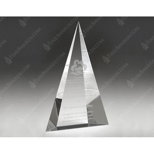 Clear Crystal Peak Award