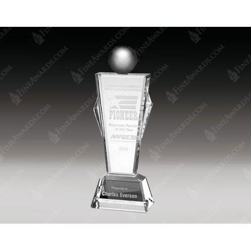 Crystal Conqueror Award