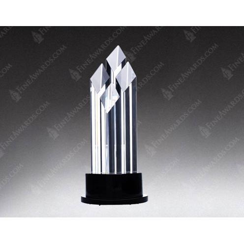 President Optical Crystal Diamond Tower Award