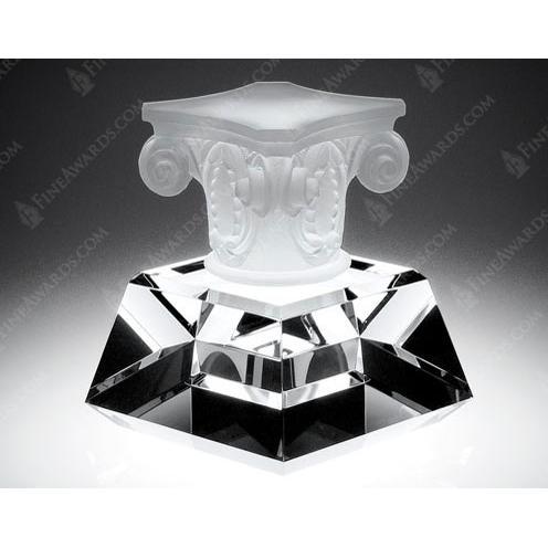 Highest Honor Crystal Award on Base