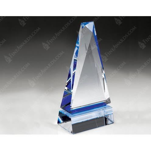 Obelisk of Success Crystal Award
