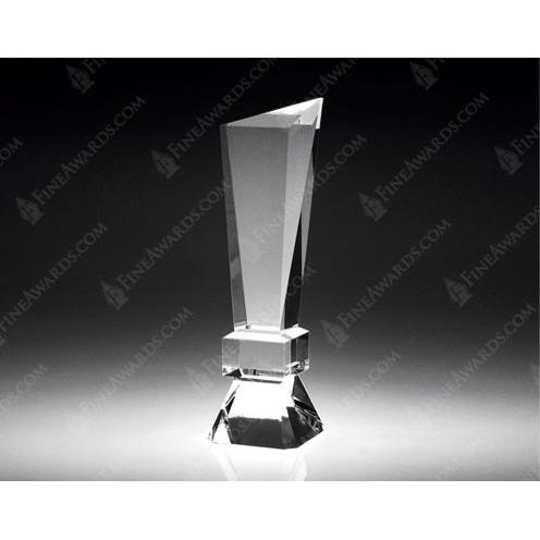 Clear Crystal Side Vision Award