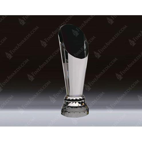 Spotlight Clear Crystal Tower Award