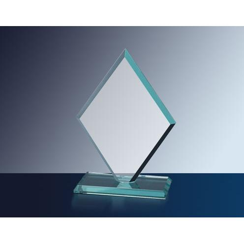 Green Jade Glass Diamond Award